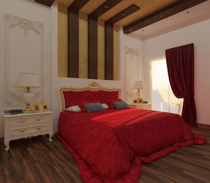 Room Interior design For Yahya Butt