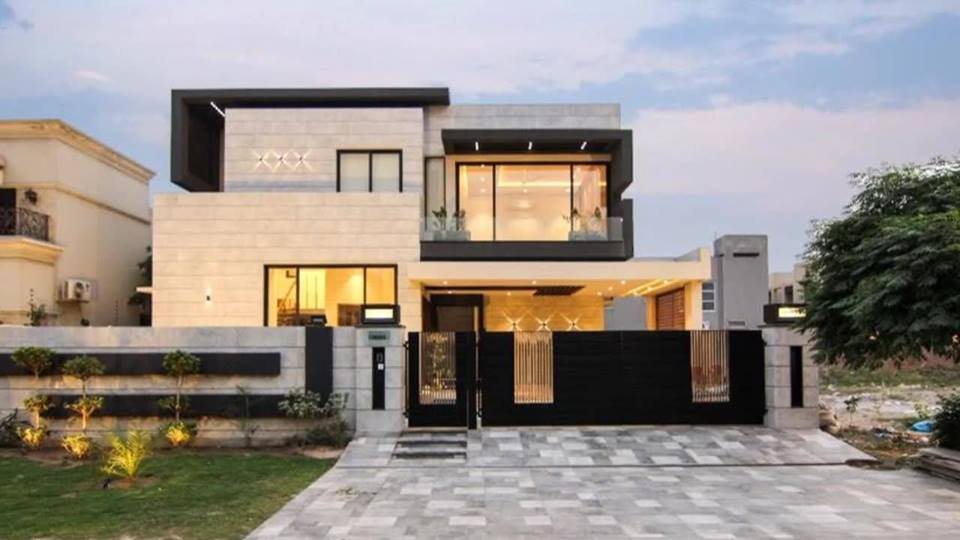 luxury Construction With Material (SFT)